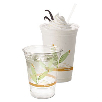 SOLO® Cup Company Bare® Eco-Forward® RPET Cold Cups Thumbnail