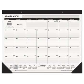 AT-A-GLANCE® Ruled Desk Pad Thumbnail