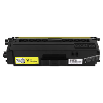 Brother TN331BK-TN336Y Toner Thumbnail