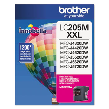 Brother LC2033PKS-LC205Y Ink Thumbnail