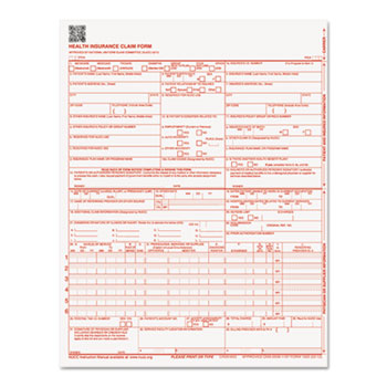 Paris Corporation Insurance Claim Forms Thumbnail