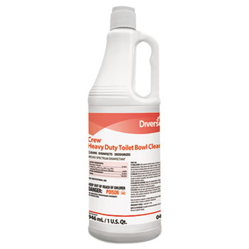 Crew Heavy Duty Toilet Bowl Cleaner By Diversey Dvo04560