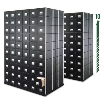 Bankers Box® STAXONSTEEL® Maximum Space-Saving Storage Drawers Thumbnail