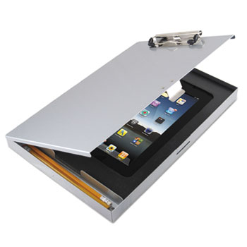 Saunders Tuffwriter Recycled Aluminum Storage Clipboard Thumbnail