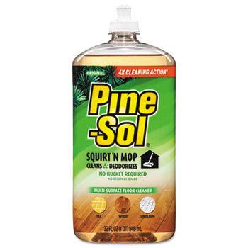 Pine-Sol® Squirt 'n Mop Multi-Surface Floor Cleaner Thumbnail
