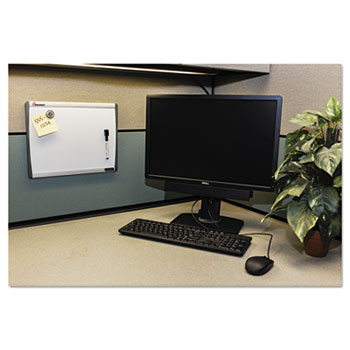 AbilityOne® SKILCRAFT® Quartet® Cubicle Magnetic Dry Erase Board Thumbnail