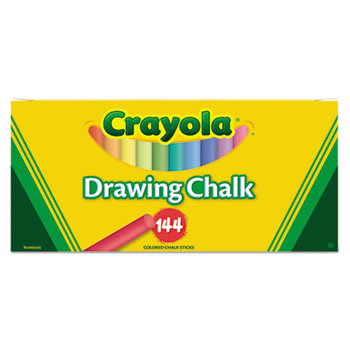 Crayola® Colored Drawing Chalk Thumbnail
