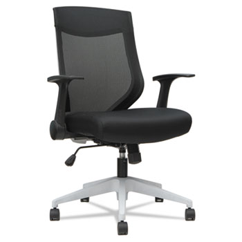 Alera® EB-K Series Synchro Mid-Back Mesh Chair Thumbnail