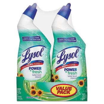 LYSOL® Brand Power & Fresh Toilet Bowl Cleaner Cling Gel Thumbnail