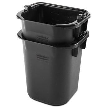 Rubbermaid® Commercial Executive Heavy Duty Pail Thumbnail