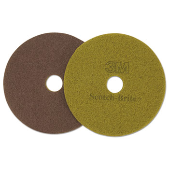 Scotch-Brite™ Sienna Diamond Floor Pads Thumbnail