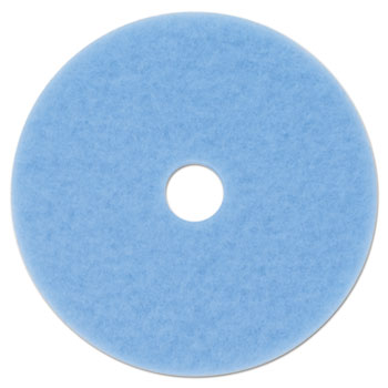 3M™ Sky Blue Hi-Performance Burnish Pad 3050 Thumbnail