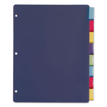 Cardinal® Poly Index Dividers Thumbnail