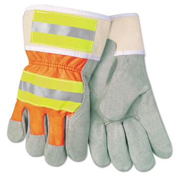 MCR™ Safety Luminator Reflective Gloves Thumbnail