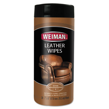 WEIMAN® Leather Wipes Thumbnail
