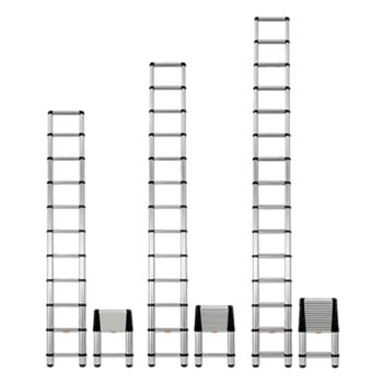 Telesteps® Telescopic Extension Ladders Thumbnail