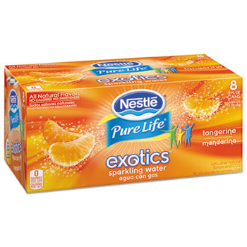 Nestle Waters® Pure Life® Exotics™ Sparkling Water Thumbnail