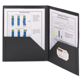 Smead® Frame View Poly Two-Pocket Folder Thumbnail