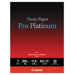 Canon® Photo Paper Pro Platinum Thumbnail