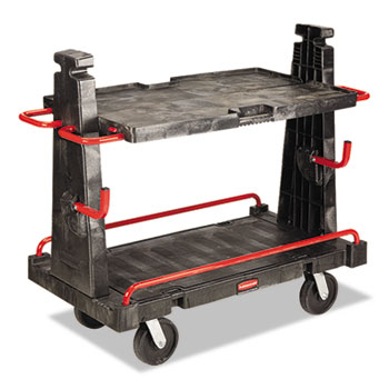 Rubbermaid® Commercial A-Frame Panel Truck Thumbnail