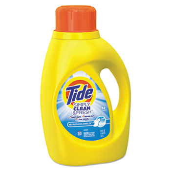 Tide® Simply Clean & Fresh™ HE Liquid Laundry Detergent Thumbnail