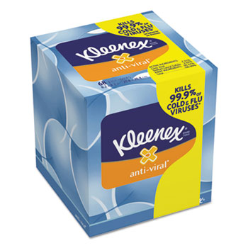 Kleenex® Anti-Viral Facial Tissue Thumbnail