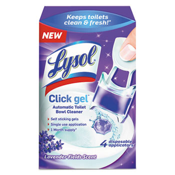 Click Gel Automatic Toilet Bowl Cleaner By Lysol 174 Brand