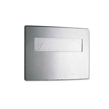 Bobrick Stainless Steel Toilet Seat Cover Dispenser Thumbnail