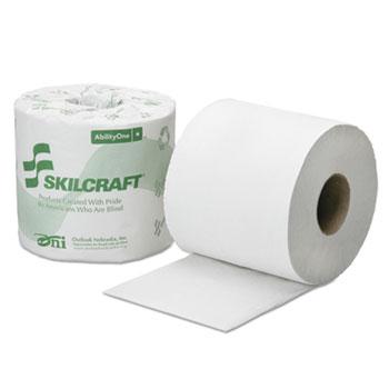 Toilet Tissue by AbilityOne® NSN6308729 | OnTimeSupplies.com