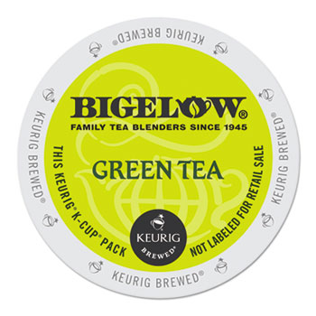 Bigelow® Green Tea K-Cup® Pack Thumbnail