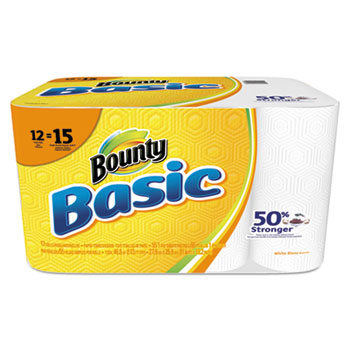 Bounty® Basic Paper Towels Thumbnail