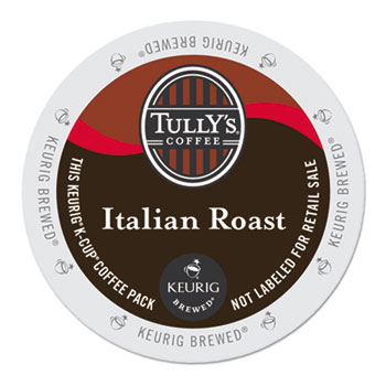 Tully's Coffee® Italian Roast Coffee K-Cups® Thumbnail