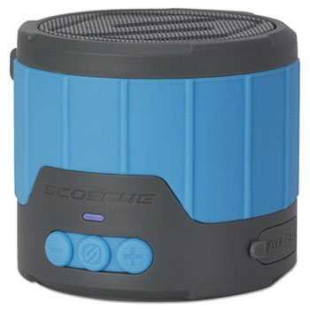 Scosche® boomBOTTLE Rugged Weatherproof Speaker Thumbnail