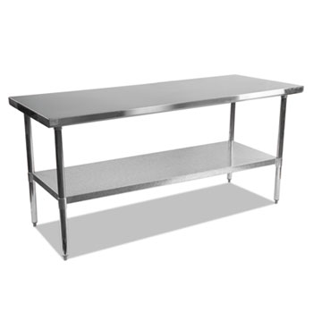 Alera® Stainless Steel Table Thumbnail