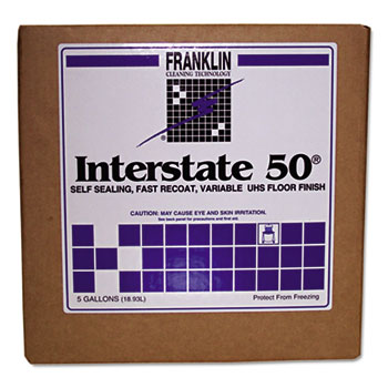 Franklin Cleaning Technology® Interstate 50® Finish Thumbnail