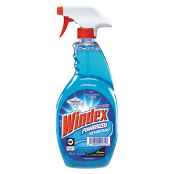 Windex® Powerized Glass Cleaner with Ammonia-D® Thumbnail