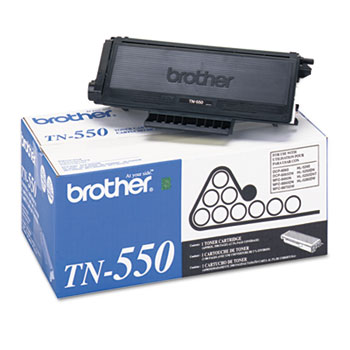 Brother TN550, TN560, TN580 Toner Thumbnail