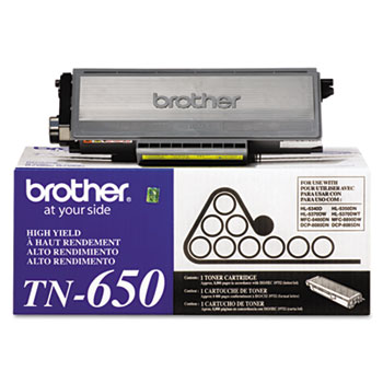 Brother TN650, TN620 Toner Thumbnail