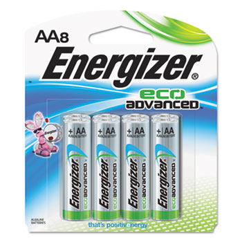 Energizer® Eco Advanced™ Batteries Thumbnail