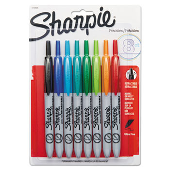 Sharpie® Retractable Permanent Marker Thumbnail