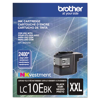 Brother LC10EBK, LC10EC, LC10EM, LC10EY Ink Thumbnail
