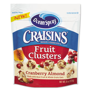 Ocean Spray® Craisins® Fruit Clusters Thumbnail