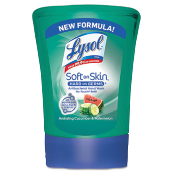 LYSOL® No-Touch™ Antibacterial Hand Soap Refill Thumbnail