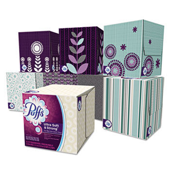 Puffs® Ultra Soft™ Facial Tissue Thumbnail