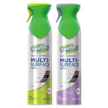 Swiffer® Dust & Shine Multi-Surface Spray Thumbnail