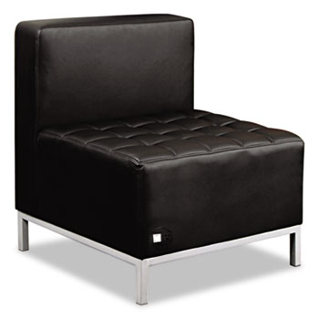 Alera® QUB Series Armless L Sectional Thumbnail