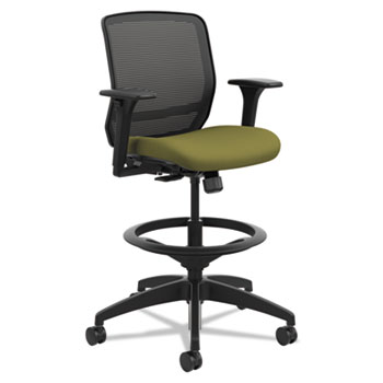 HON® Quotient™ Series Mesh Mid-Back Task Stool Thumbnail