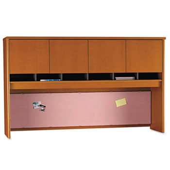 Bush® Series C Collection Four-Door Hutch Thumbnail
