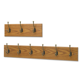 Safco® Wood Wall Racks Thumbnail