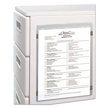 C-Line® Magnetic Shop Ticket Holder Thumbnail